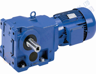 Bevel Gear Reducer Motor Series