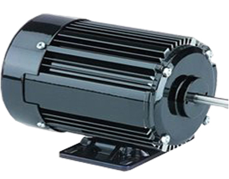 Three phase 4 poles motor