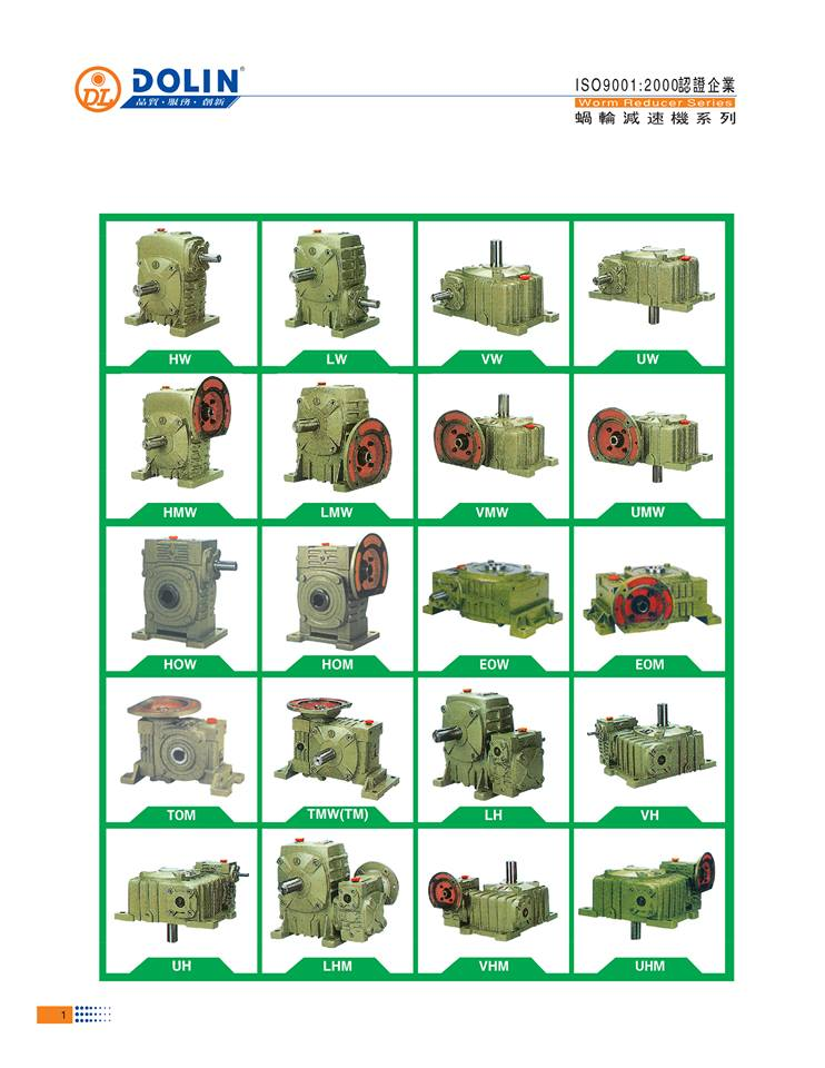 Functions of Speed Reducers in Gearboxes