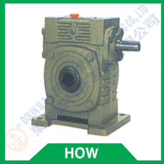 Worm reducer series HOW