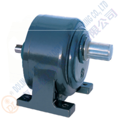 Horizontal double shaft motor - Gear motor