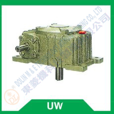 Worm reducer series UW
