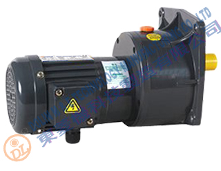 Gear reducer motor 0.1kw riato 250:1-1800:1 vertical