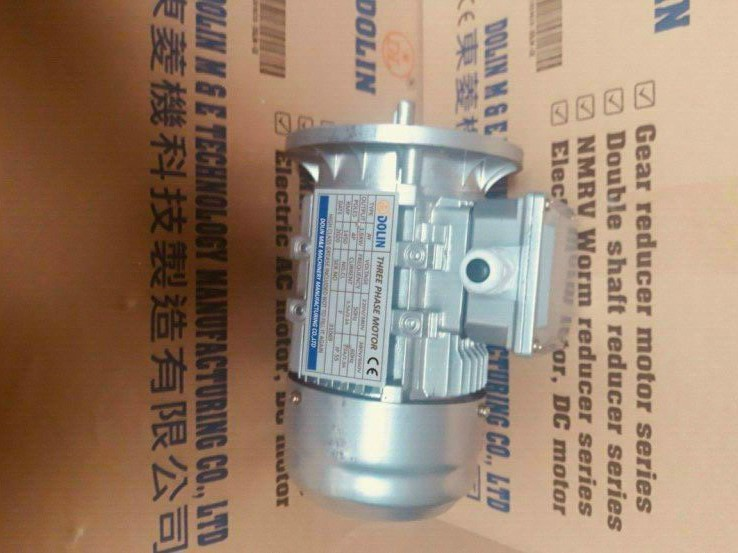 Dolin motor horizontal